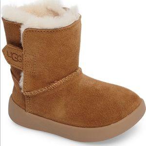 UGG Keenan Genuine Shearling Baby Boot